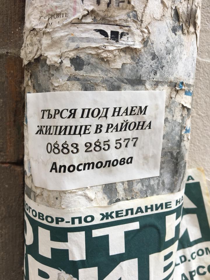 Photo by Rada Smedovska-Toneva