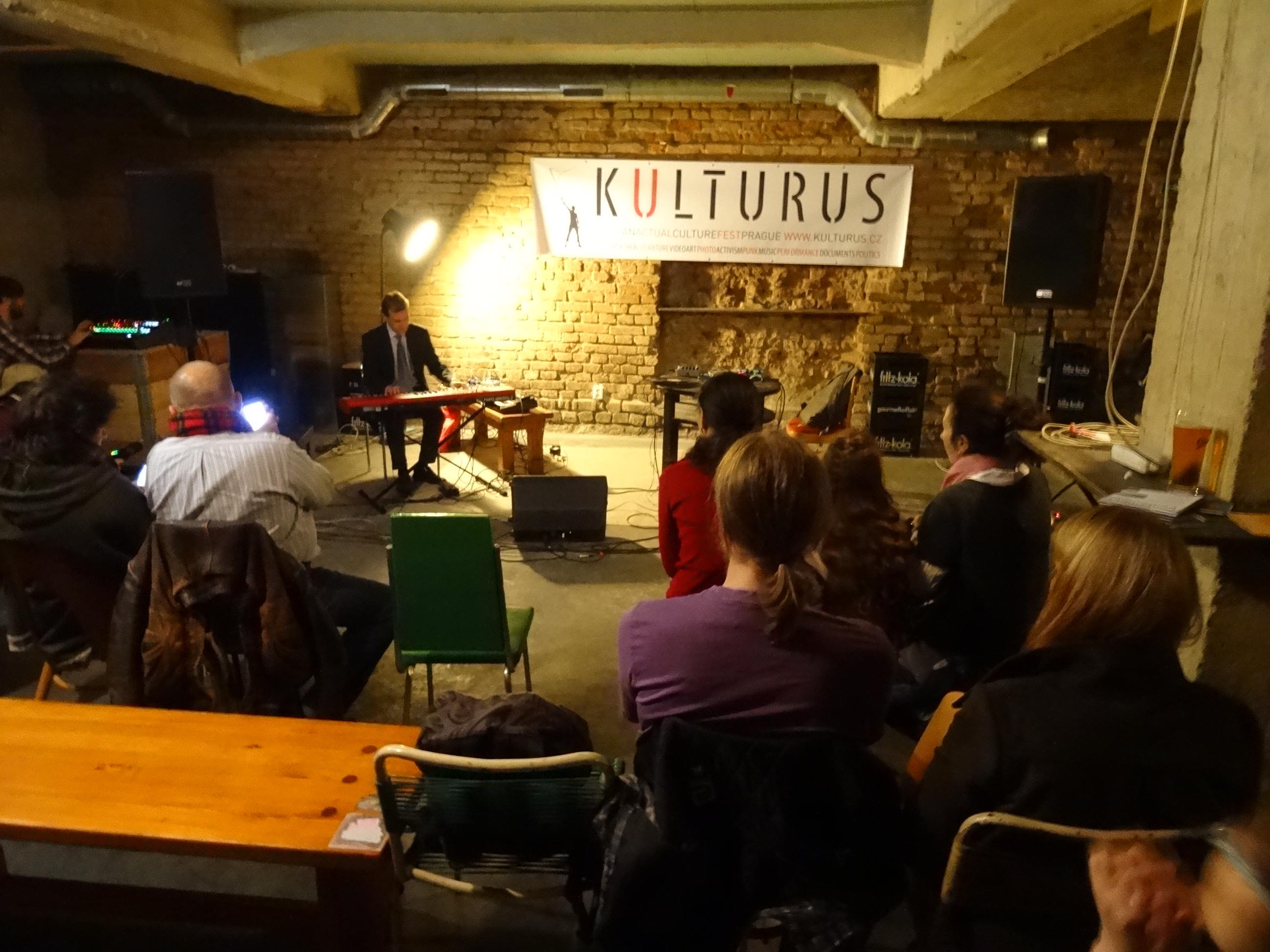 KULTURUS – festival of the relevant contemporary Russian culture.