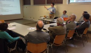 SECOND FOCUS GROUP IN RUBANO
