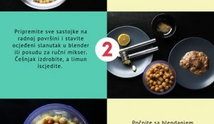 "CENTRE FOR PEACE, OSIJEK PRESENTS HUMMUS RECIPE AS A PART OF THEIR CREATIVE TOOL - ""COOKING LESSONS"""