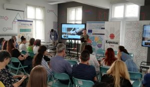 JOINT INFORMATION SESSION ON SERVICES TO TCN IN SOFIA